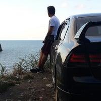 Photo taken at Hoynat Adası by Tolga B. on 8/1/2014