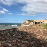 Photo taken at San Gerónimo Fort by Fabiola M. on 6/23/2017