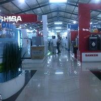 Photo taken at Bali Electronic Center by Ananda R. on 1/20/2013
