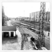 Photo taken at Stazione Chivasso by Nera F. on 5/29/2013