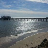 Photo taken at Malibu Beach Inn by Alex F. on 2/3/2013