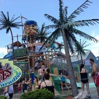 Photo taken at Funtown Splashtown USA by David A. on 7/16/2013
