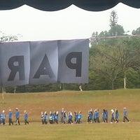 Photo taken at Greenview Islamic School Bukit Jelutong by Hayati A. on 6/22/2013