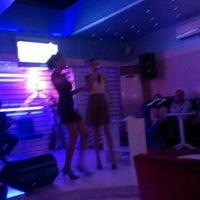 Photo taken at Pierre loti Cafe & Bistro by Cüneyt Ünve® on 10/17/2013