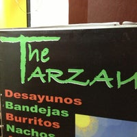 Foto tomada en The Tarzan carbón y sal por Dan C. el 3/22/2013