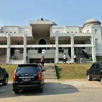 Photo taken at Masjid Nur Asmaul Husna by Harry H. on 6/21/2016