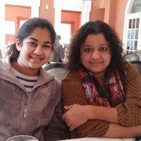 Photo taken at Jaipore Royal Indian Cuisine by Krishna K. on 12/26/2014