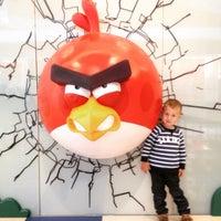 Снимок сделан в Angry Birds Activity Park пользователем Tatyana K. 7/12/2015