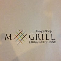 Photo taken at M Grill by Jithin J. on 1/15/2013