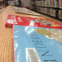 Photo taken at Orange County Library - Windermere Branch by Joe K. on 3/30/2013