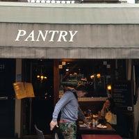 6/22/2013 tarihinde Anastasia D.ziyaretçi tarafından The Pantry'de çekilen fotoğraf