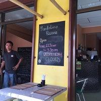 Photo taken at mandolino pizzeria by Anastasia D. on 2/13/2015