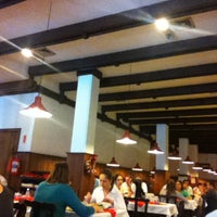 Photo taken at Restaurante e Confeitaria Blumenau by D. C. on 5/21/2013