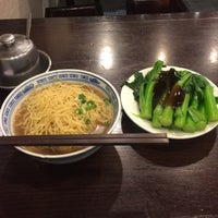 Photo taken at Tsim Chai Kee Noodle by mine on 4/11/2015