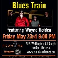 Photo taken at Smoke N Bones by Tutwiler Blues Train on 5/19/2014