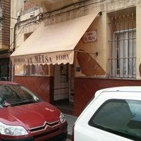 Photo taken at Panaderia El Melsa by José R. on 1/16/2013