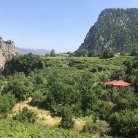 Photo taken at Çağlarca Alabalık Restaurant by D.ALİ A. on 6/27/2017