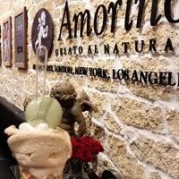 6/23/2018 tarihinde AR 🇺🇸ziyaretçi tarafından Amorino'de çekilen fotoğraf