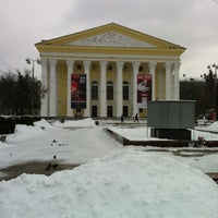 Photo taken at Драматический театр by Elena T. on 3/21/2013