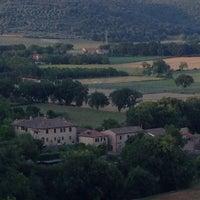 Photo taken at COMUNE DI SOVICILLE by Lucio A. on 7/18/2014
