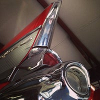 Photo taken at Vintage Cars Inc by Chaz on 3/15/2014