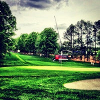 Photo taken at Quail Hollow Club by Chaz on 5/3/2013