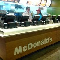Снимок сделан в McDonald's пользователем Maksim N. 1/20/2013
