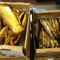 Photo taken at Acme Smoked Fish by Robert R. on 5/30/2014