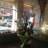 Photo taken at Franz James Floral Boutique by Kayla P. on 2/4/2013