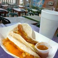 Photo taken at Maria's Taco Xpress by Austin Chronicle on 6/19/2013