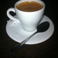 Photo taken at Coffee Black by Juli L. on 2/17/2013