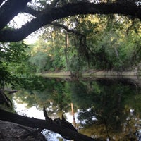Photo taken at Withlacoochee River Park by Rob S. on 6/22/2014