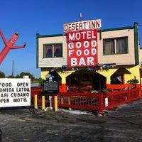 Photo taken at Desert Inn Bar & Restaurant by Rob S. on 9/1/2013