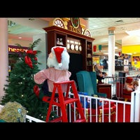 Photo taken at Lake Square Mall by Rob S. on 12/13/2012