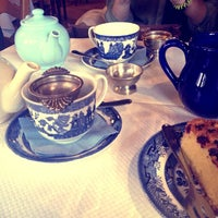 Photo taken at The Tea Caddy by Yulia A. on 9/10/2013