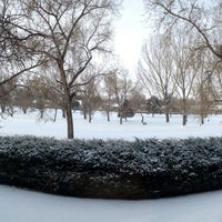 Photo taken at Greeley Country Club by Ben P. on 12/25/2012