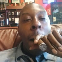 Photo taken at La Casa Del Tabaco Cigar Lounge by Jason P. on 4/13/2013