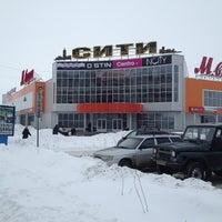 Снимок сделан в Сити пользователем Дмитрий П. 2/20/2013