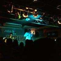 Photo taken at Sala B - Indie Room by Maria P. on 2/1/2013
