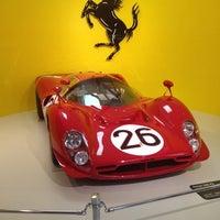 Photo taken at Museo Ferrari by Kelli B. on 10/13/2013