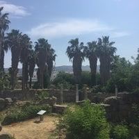 Photo taken at Ancient Agora by Mairi K. on 5/26/2018