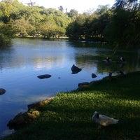 Photo taken at Parque Moinhos de Vento (Parcão) by Vitor S. on 3/29/2013