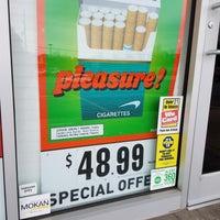 Photo taken at discount smokes and liquor by kansas3 s. on 11/29/2017