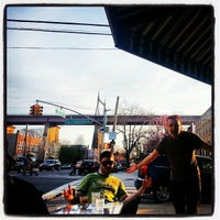 Photo taken at Bowery Bay by Chase G. on 4/13/2014