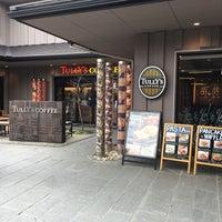 3/22/2018にもや !.がタリーズコーヒー 嵐電嵐山駅店で撮った写真