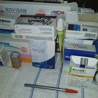 Photo taken at Farmacias del Ahorro by Paty R. on 8/13/2013