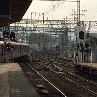 Photo taken at Yamato-Saidaiji Station (A26/B26) by Katsumi S. on 4/11/2014