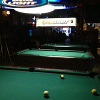 Photo taken at Steak-Out Saloon by John G. on 2/10/2013