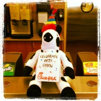 Photo taken at Chick-fil-A by Tim C. on 2/9/2013