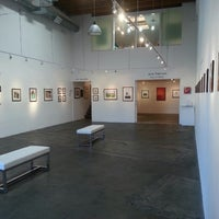 Photo taken at TAG Gallery by Karin Y. on 12/11/2013